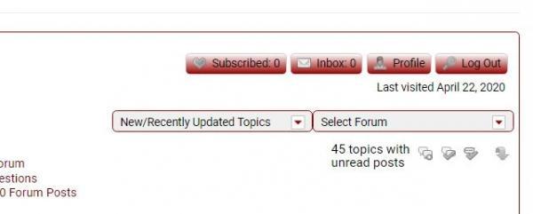 Figure 1:  Screenshot of top HighInterestSavings.ca menu