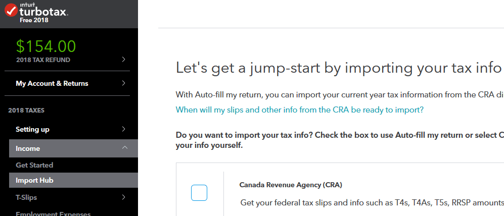 Free Income Tax Software Canada